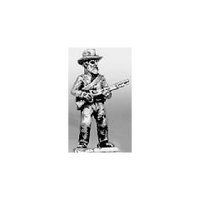 Trooper dismounted standing, hat (15mm)