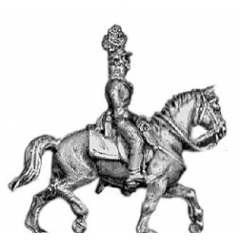 Highland mounted officer (18mm)