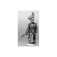 Highland infantry officer (18mm)