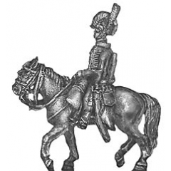 RHA officer, mounted (18mm)
