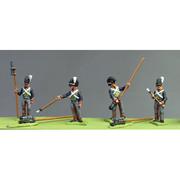 NEW - British Rocket Troop (18mm)
