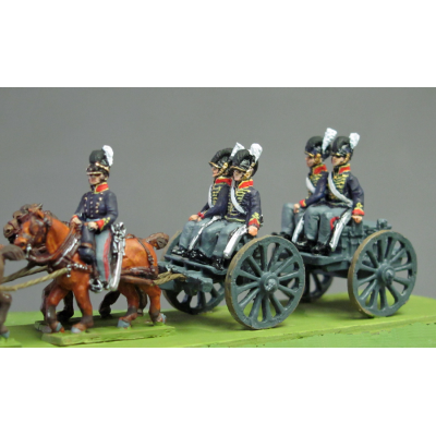 NEW - RHA limber riders (18mm)