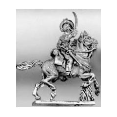 Light dragoon, helmet, charging (18mm)