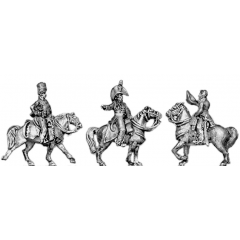 Stapleton-Cotton, Packenham, and major-general (18mm)