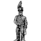 Infantry officer (18mm)