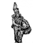 Infantry drummer (18mm)