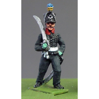 Line Officer, Waterloo (18mm)