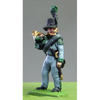 Avantgarde Muskets Officer, Waterloo (18mm)