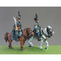 Hussar Trumpeter, Peninsular and Waterloo (18mm)