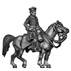 Duke of Brunswick mounted, Waterloo (18mm)