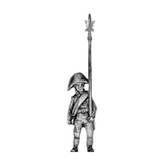Musketeer NCO, bicorne (18mm)