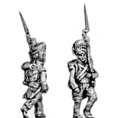 Line grenadier, bearskin (18mm)