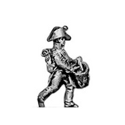 Line infantry drummer (18mm)