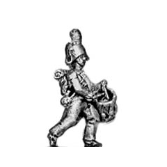 Line grenadier drummer (18mm)
