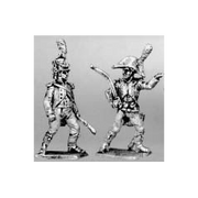 Light infantry officer (18mm)