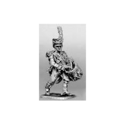 Light infantry drummer (18mm)