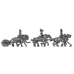 Limber set (galloping) (18mm)