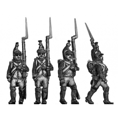 Marching Dragoons c1806 (18mm)