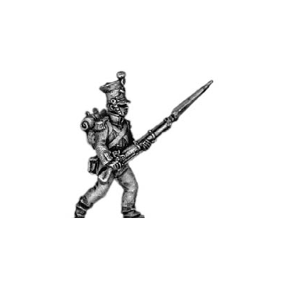 Voltigeur, skirmishing (18mm)