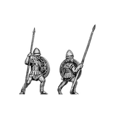 Rear rank Spartan (18mm)