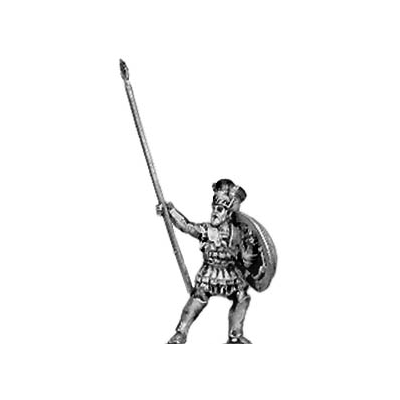 Hoplite officer (18mm)