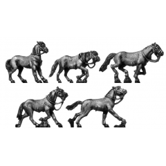 Cossack pony (18mm)
