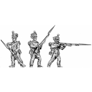 Fusilier, loading and firing (18mm)