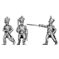 Fusilier officers (18mm)