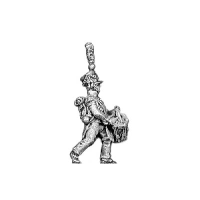 Grenadier drummer (18mm)