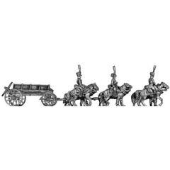 Caisson set - walking (18mm)