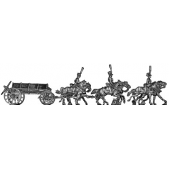 Caisson set - galloping (18mm)