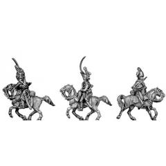 Chasseur a Cheval trooper (18mm)