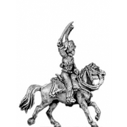 Chasseur a Cheval officer (18mm)