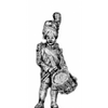 Grenadier of the Guard drummer (18mm)