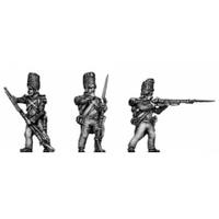 Grenadier of the Guard, skirmishing (18mm)