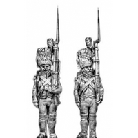 Chasseur of the Guard, at attention (18mm)
