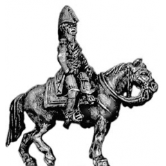 General Dorsenne, mounted (18mm)