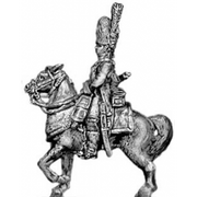 Grenadier a Cheval of the Guard (18mm)
