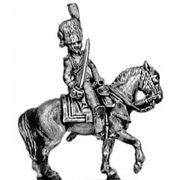 Grenadier a Cheval of the Guard officer (18mm)