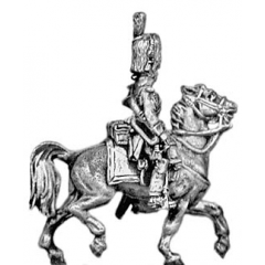 Grenadier a Cheval of the Guard trumpeter (18mm)