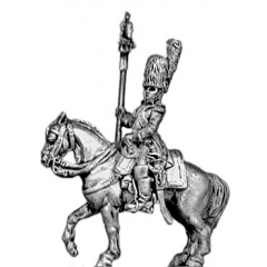 Grenadier a Cheval of the Guard eagle bearer (18mm)
