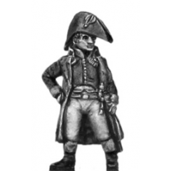 Officer of the Guard, greatcoat (18mm)