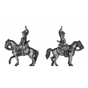 Empress Dragoon trooper (18mm)