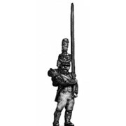 Young Guard standard bearer, 1809-12 uniform (18mm)