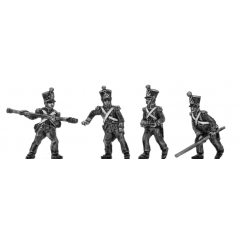 Young Guard artillery, loading (18mm)