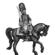 Gendarme d'elite officer (18mm)
