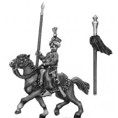 Mamluke of the Guard Standard Bearer (18mm)