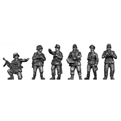Senior NCOs and officers (20mm)