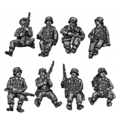German Tank riders – Set 1 (20mm)