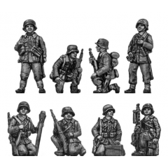 German Tank riders – Set 2 (20mm)